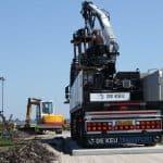 Project De Kwakel | Betonplaten leggen 80x120x.12cm met hijssleuf