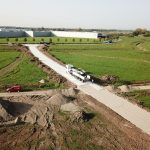 De Keij Betonplaten | Project Tiel | Toegangsweg