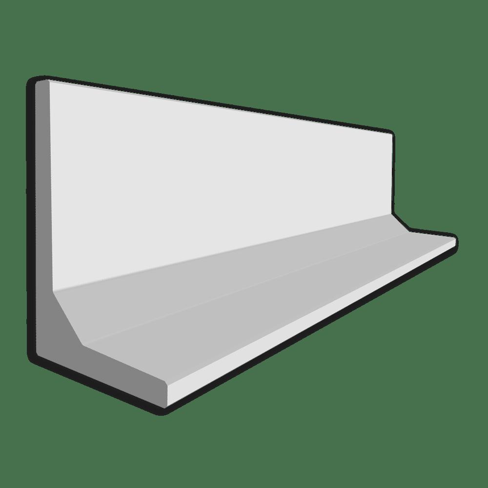 Keerwand afmeting (lxbxh) 400 x 100 x 60