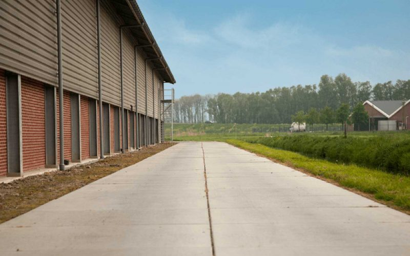 Toegangswegen | Zufahrtswege | De Keij Betonplaten