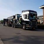 Project Flamstead | Transport van Opheusden naar Engeland | De Keij Betonplaten & Keerwanden
