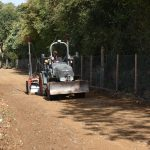Project Flamstead | Egaliseren van de puinbaan