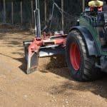 Projekt Flamstead (UK) | Nivellierung der Schuttstrecke