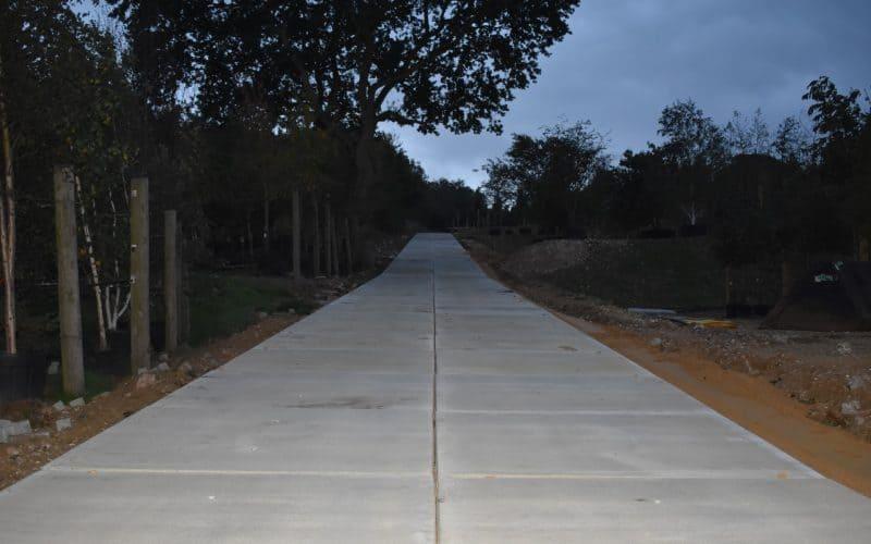 Project Flamstead | Toegangsweg | De Keij Betonplaten