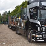 Project Flamstead | Transport van Engeland naar Opheusden | De Keij Betonplaten & Keerwanden