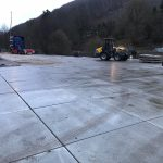 Gelandebefestigung mit Stelcon-platten | Project Hagen (DU) | De Keij Betonplaten
