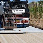 Verlegen von Betonplatten | De Keij Betonplaten