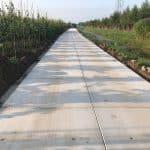Betonpaden 200x200x.14cm | Project IJzendoorn