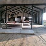 Betonplaten 200x200x14cm   De Keij Betonplaten   Project Beesd