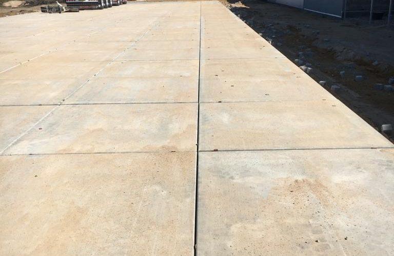 Betonverharding | Betonplaten 200x200cm | De Keij Betonplaten | Dodewaard