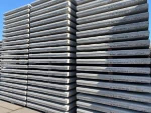 Betonplaten 200x100 | Industrieplaten | Nieuwe betonplaten | De Keij Betonplaten