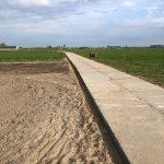Betonpad | Gebruikte betonplaten | De Keij