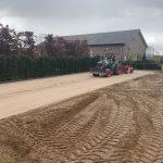 Onderbaan parkeerplaats | Betonplaten | Project Dodewaard | De Keij