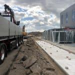 Betonplaten leggen | Industrieplaten | De Keij Betonplaten