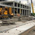 Betonplaten plaatsen | Ondersteuning asfalt | De Keij Betonplaten