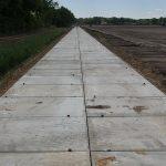 Betonplatten verlegen Landstraße | De Keij