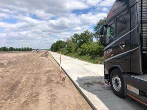 Agriplaten beton | Agriplaten plaatsen | Betonplaten 2x2 | De Keij Betonplaten