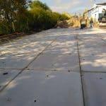 Betonplaten leggen | Südbrookmerland | De Keij