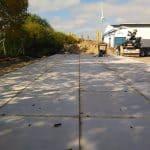 Betonplaten   Industrieplaten   Südbrookmerland   De Keij