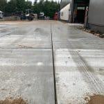 Betonplatten Pflaster 200x200 cm | De Keij