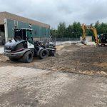 Zand uithalen | Project Dorsten (DU) | De Keij