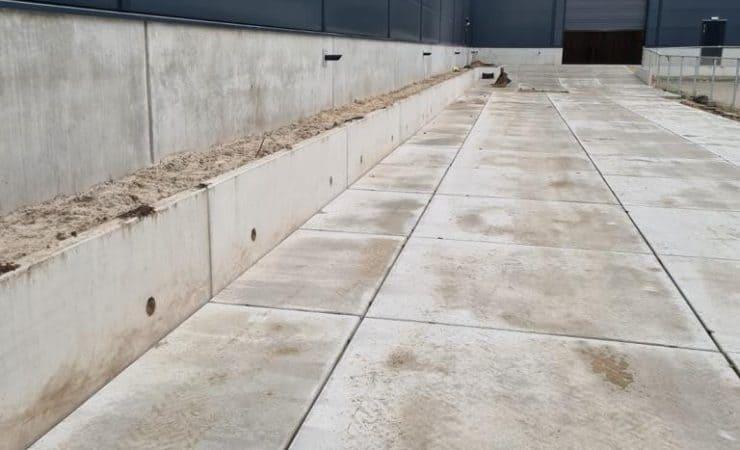Betonplaat 200x200 | Terreinverharding | De Keij