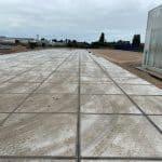 Stelconplaten afmeting 200x200 cm met hoeklijn | Project Kwintsheul | De Keij
