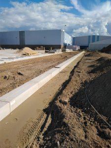 Afwateringselementen | Betonplaten verharding | De Keij