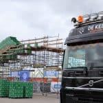 Krattenbrug 2020 | Betonplaten plaatsen | De Keij Betonplaten