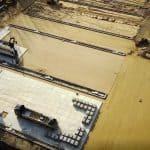 Betonplatten verlegen | Betonplatte 200x200 cm | De Keij