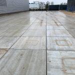 Betonplatten LKW befahrbar | Betonplatten 2000x2000 mm | De Keij